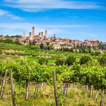 Chianti et Toscane du Sud