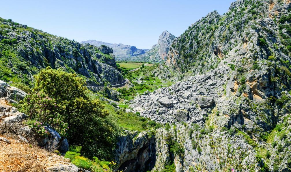 Image Les montagnes andalouses