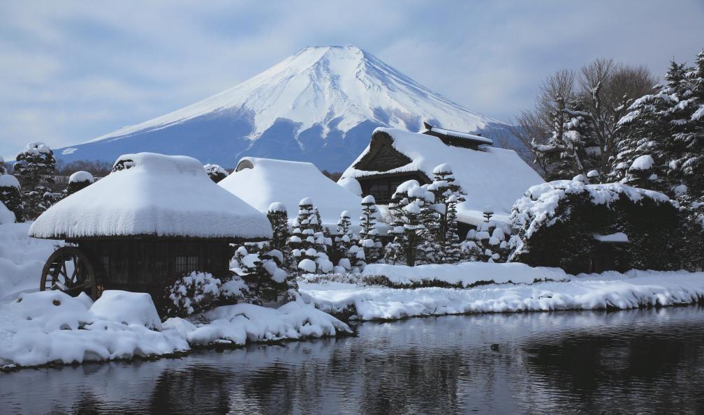 Image La poudreuse légendaire d'hokkaido