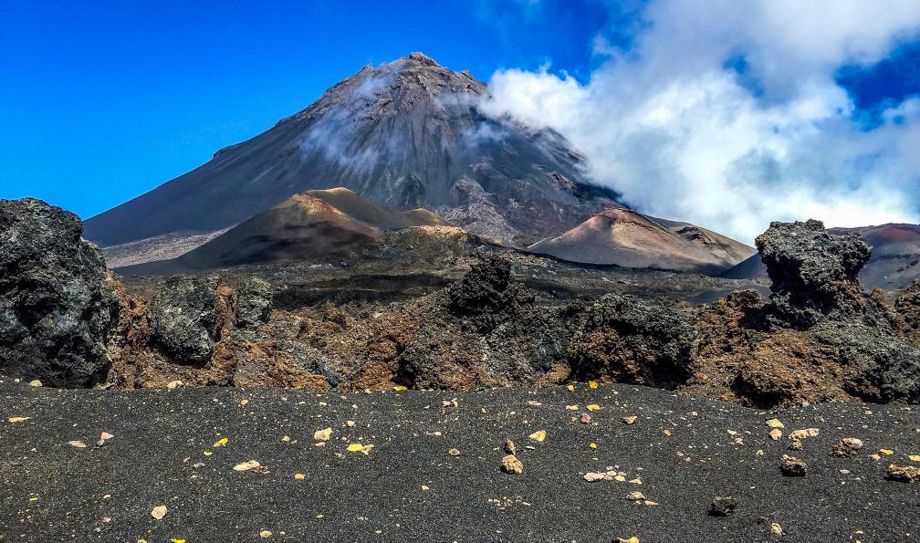 Image Santo antão et volcan de fogo