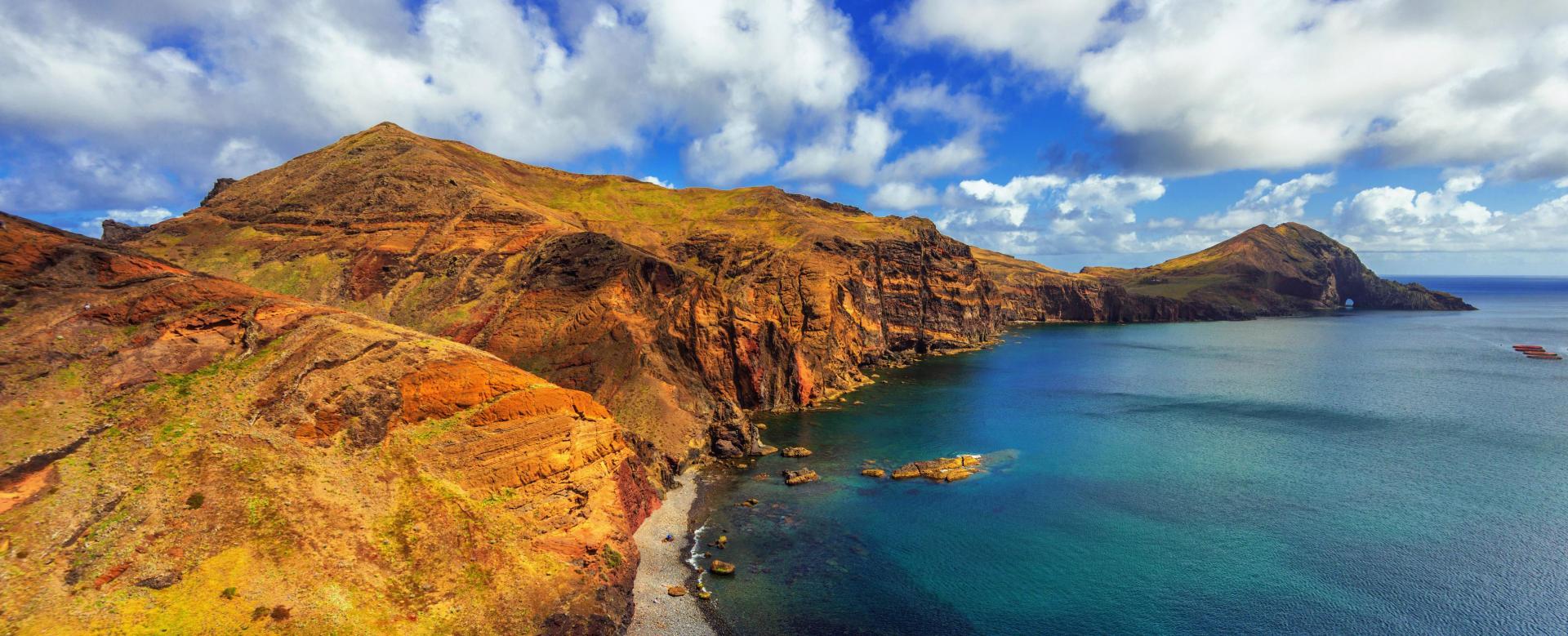 Voyage à pied : Madère par la côte sauvage