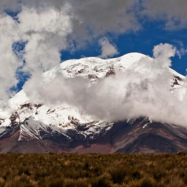 chimborazo ascension