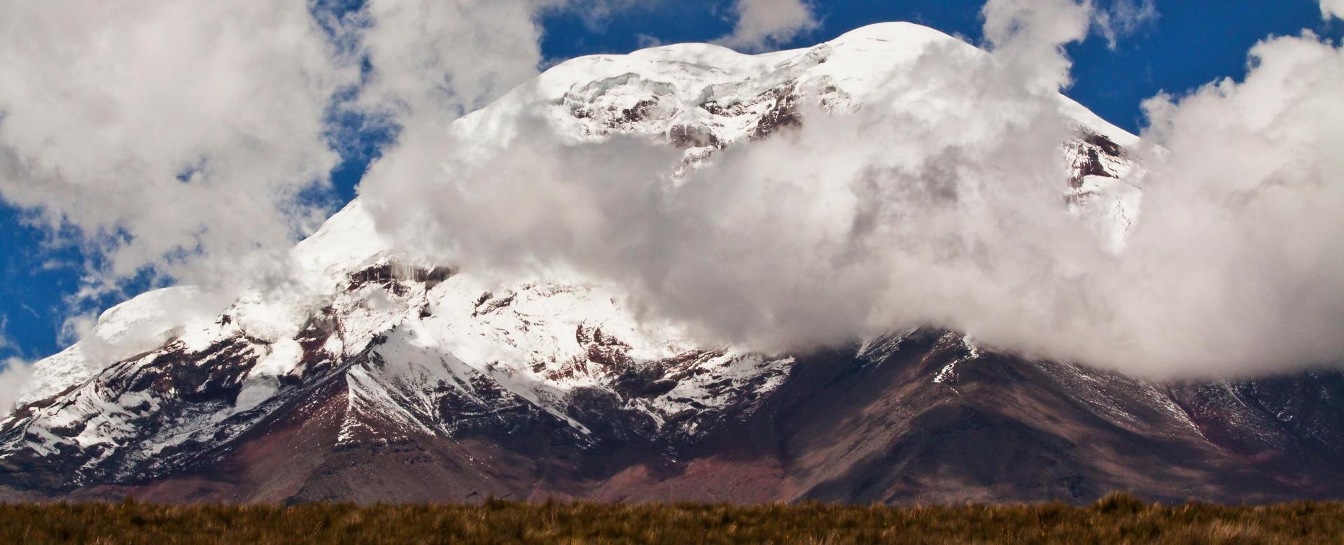 Voyage à pied Équateur : Cotopaxi et chimborazo (20 j)