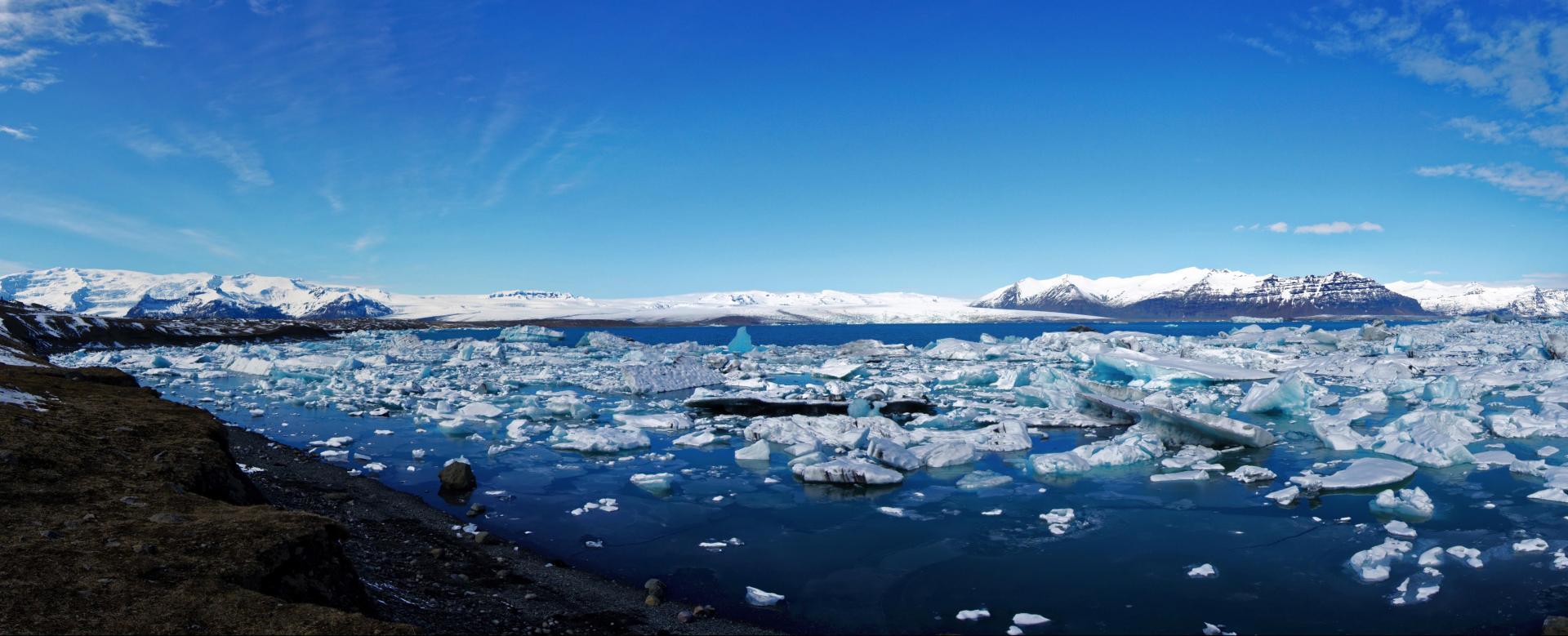 Voyage à pied : Trek des fjords et des glaciers