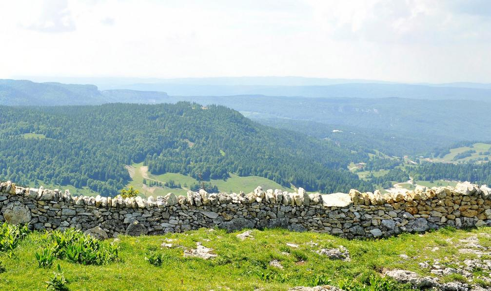 Image Grande traversée du jura : pontarlier - bellegarde