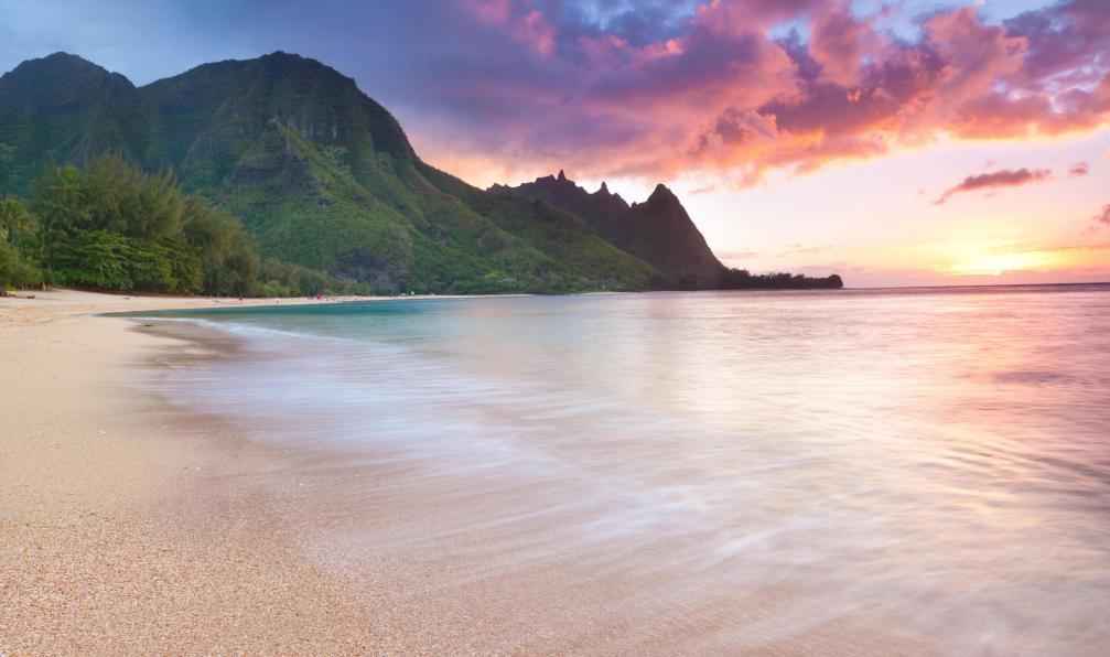 Image Hawaii, archipel arc-en-ciel
