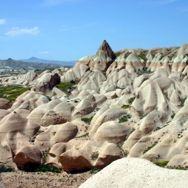 Tour de la Cappadoce