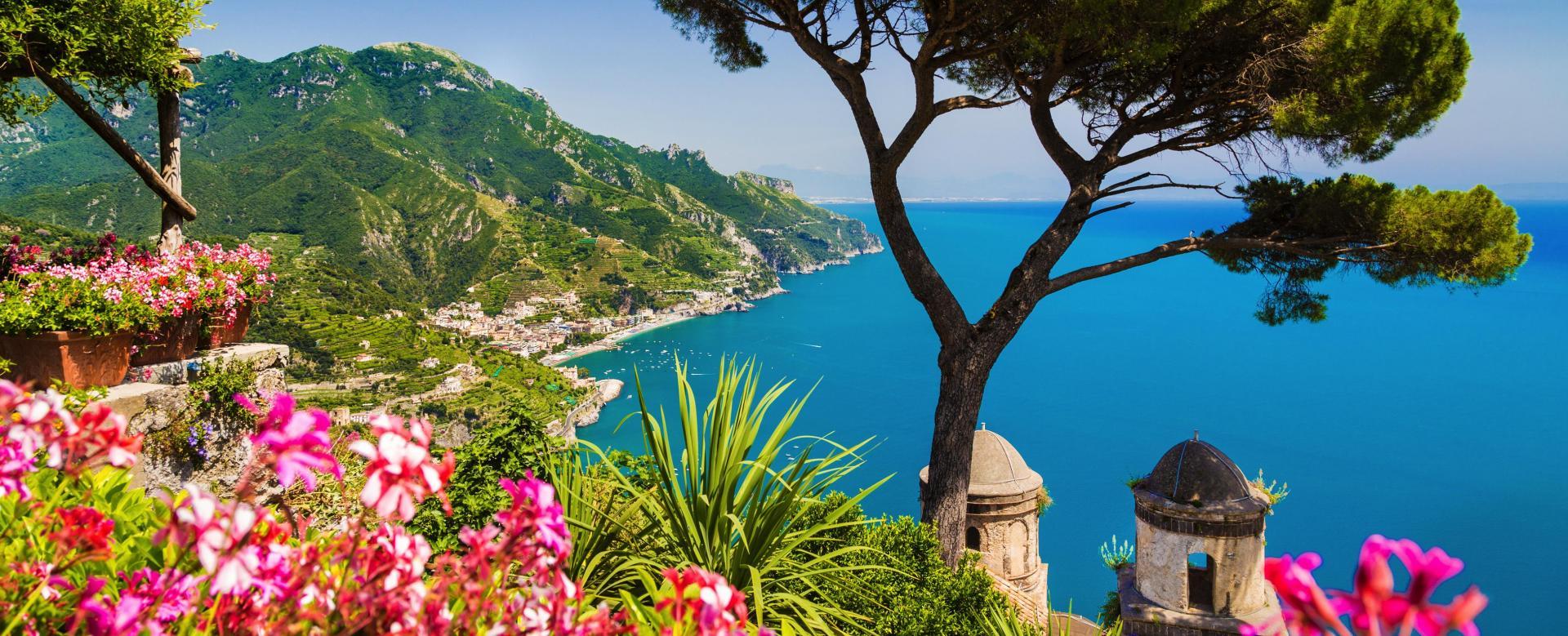 Voyage à pied Italie : Balade napolitaine