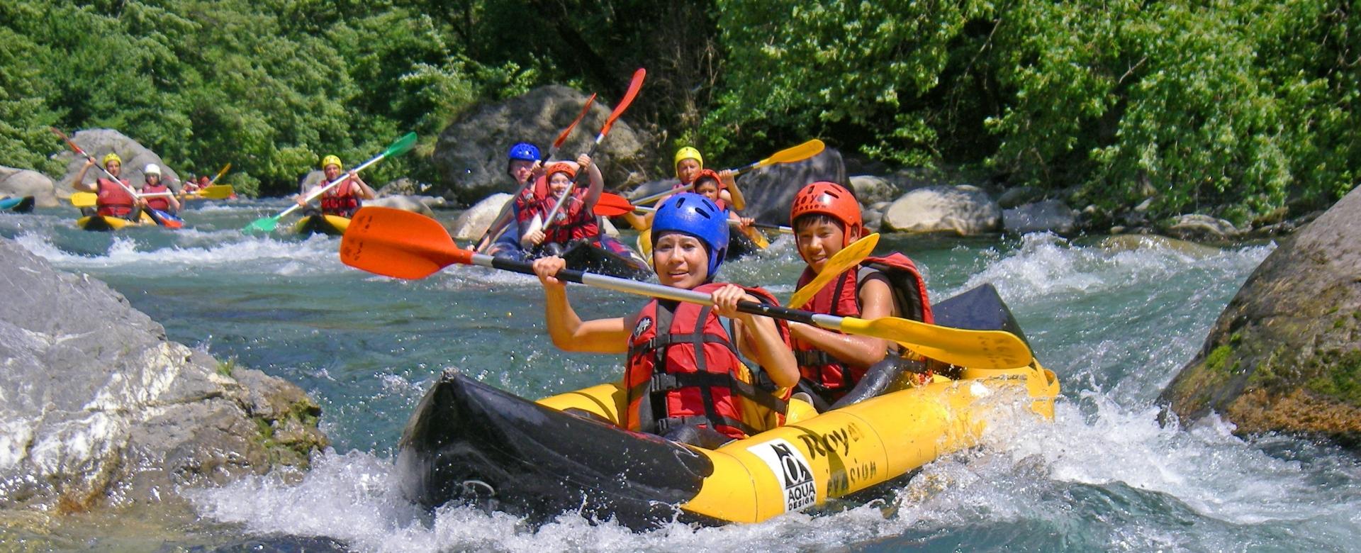 Voyage sur l'eau : Roya, magie de l\'eau