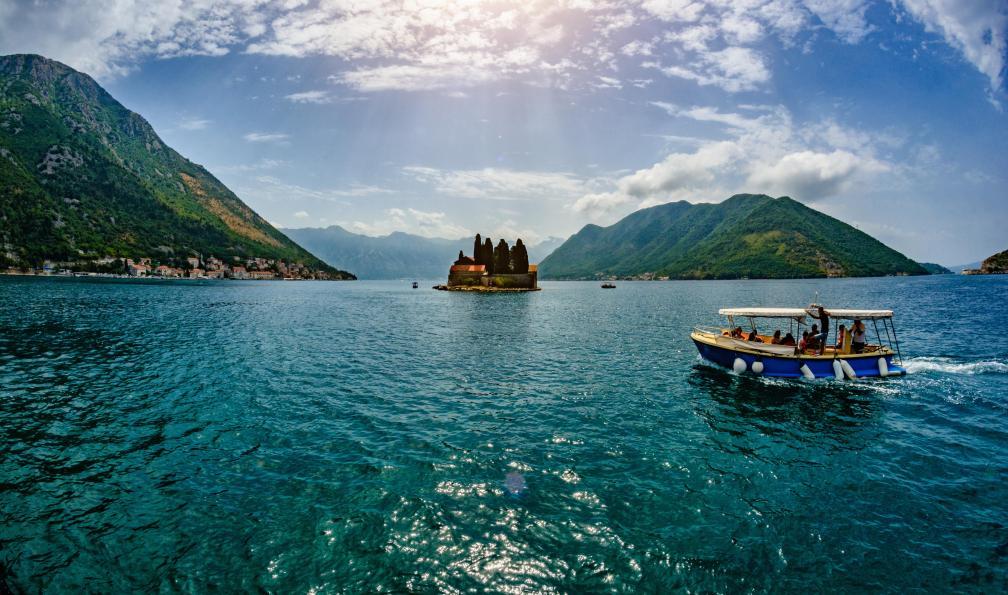 Image Le monténégro, des montagnes au fjord de kotor