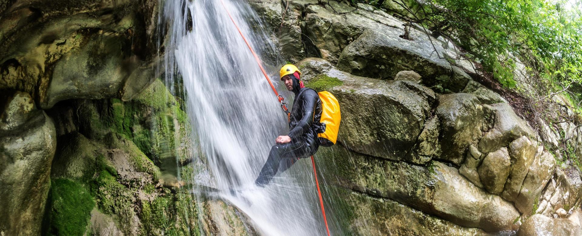 Voyage sur l'eau : Canyoning en sierra de guara