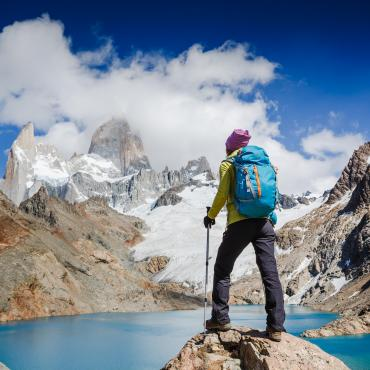 Trek au Fitz Roy et Torres del Paine