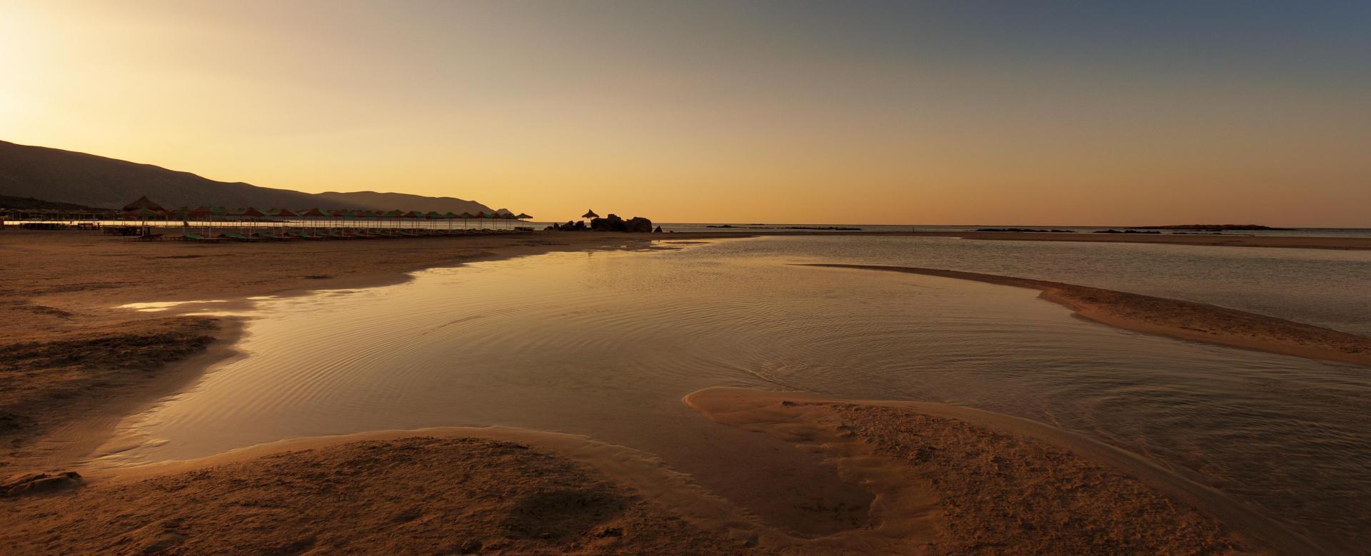 Voyage à pied : Des gorges de samaria à la plage d'elafonissi