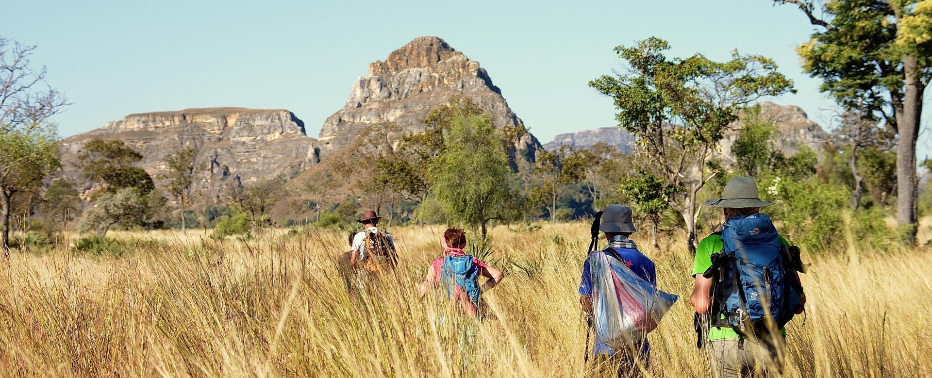 Voyage à pied Madagascar : La grande traversée du makay