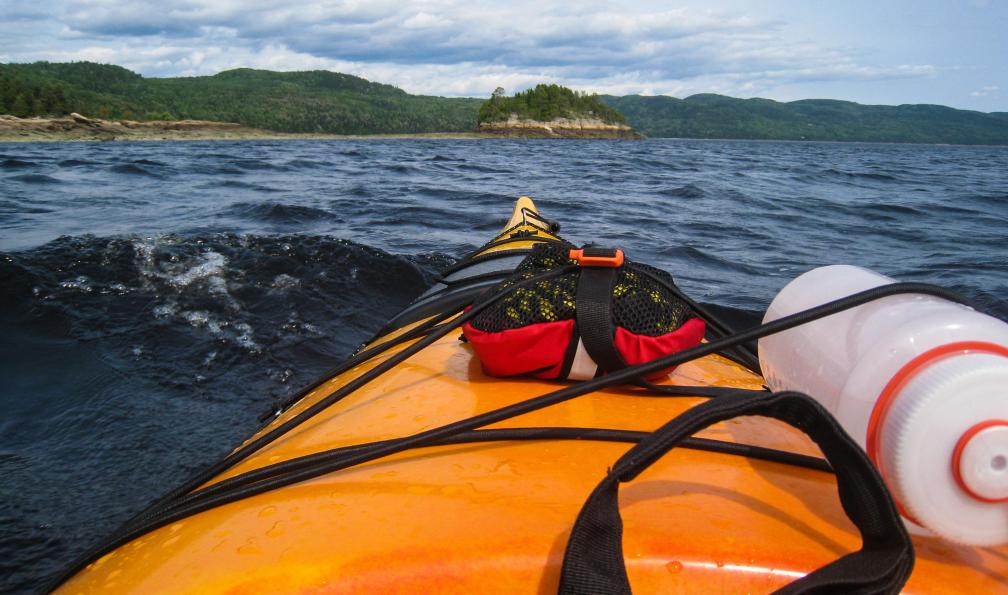 Image Rando-kayak en baie georgienne