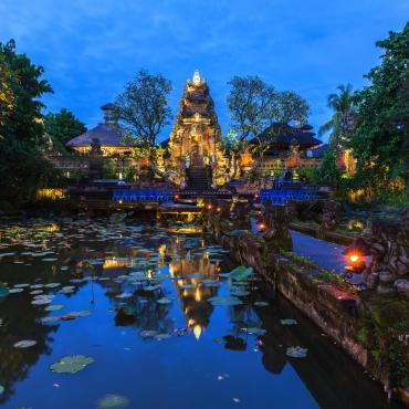 Bali, d'encens et de douceur