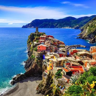 De Gênes à Pise par les Cinque Terre