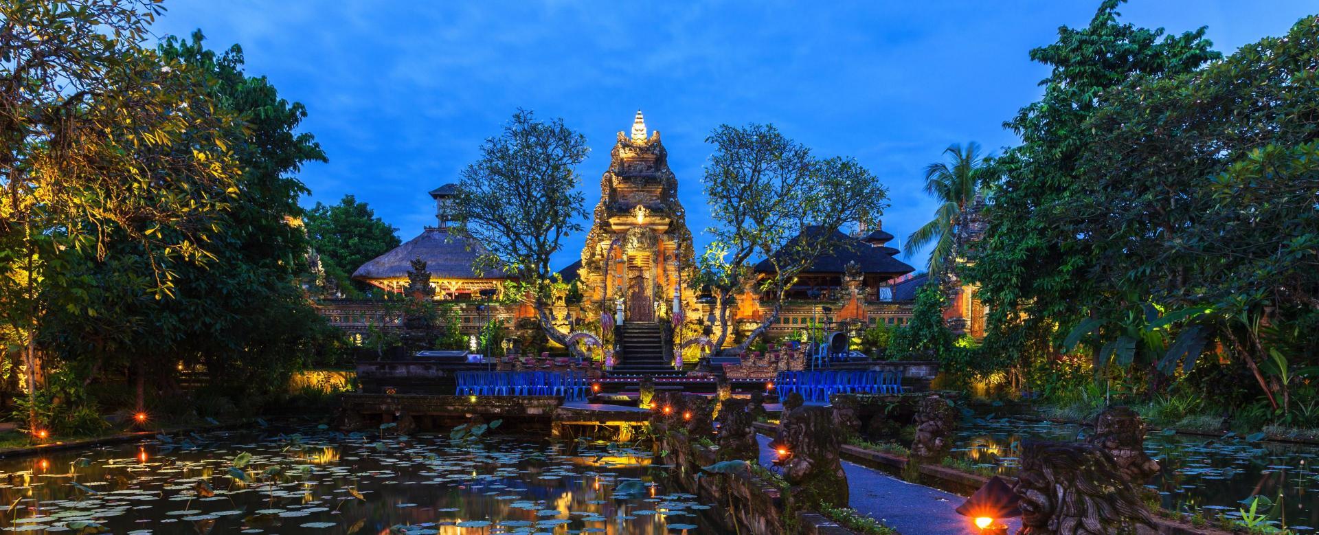Voyage à pied Indonésie : Bali, d'encens et de douceur
