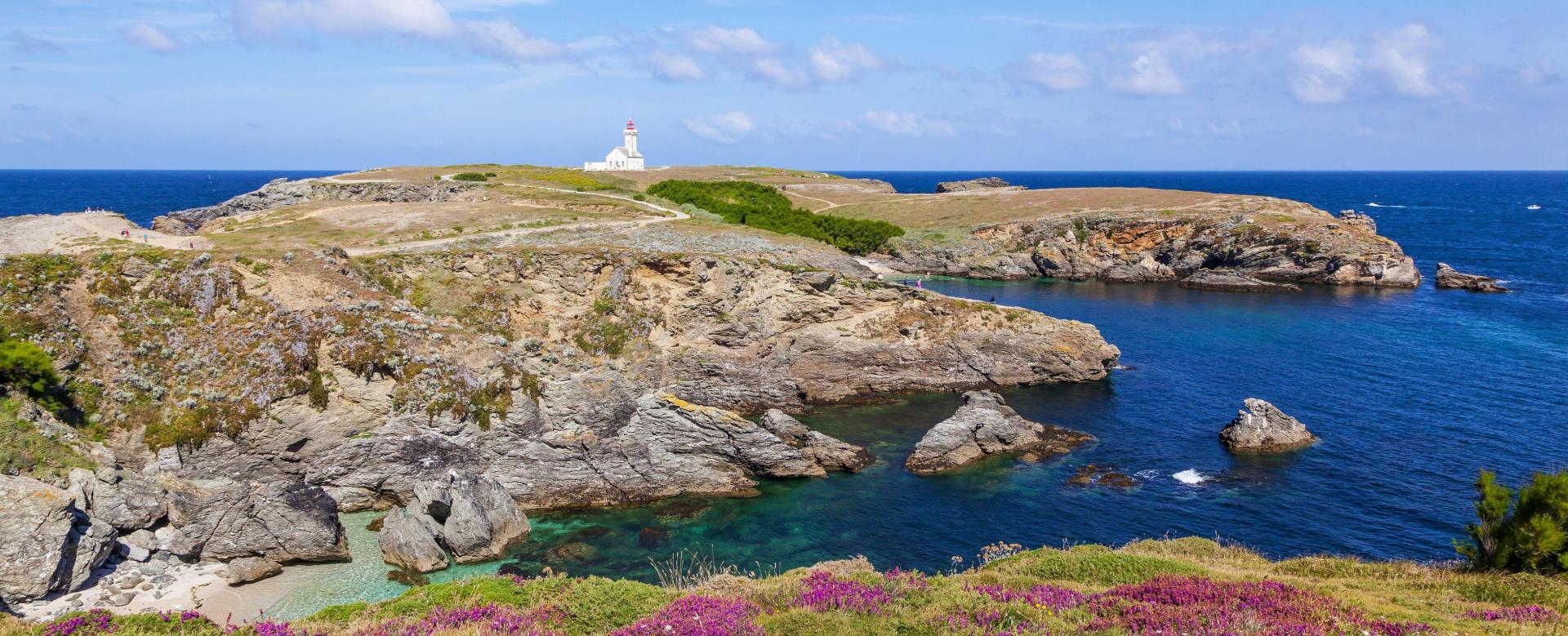 Voyage sur l'eau : Bretagne : Belle-ile-en-mer