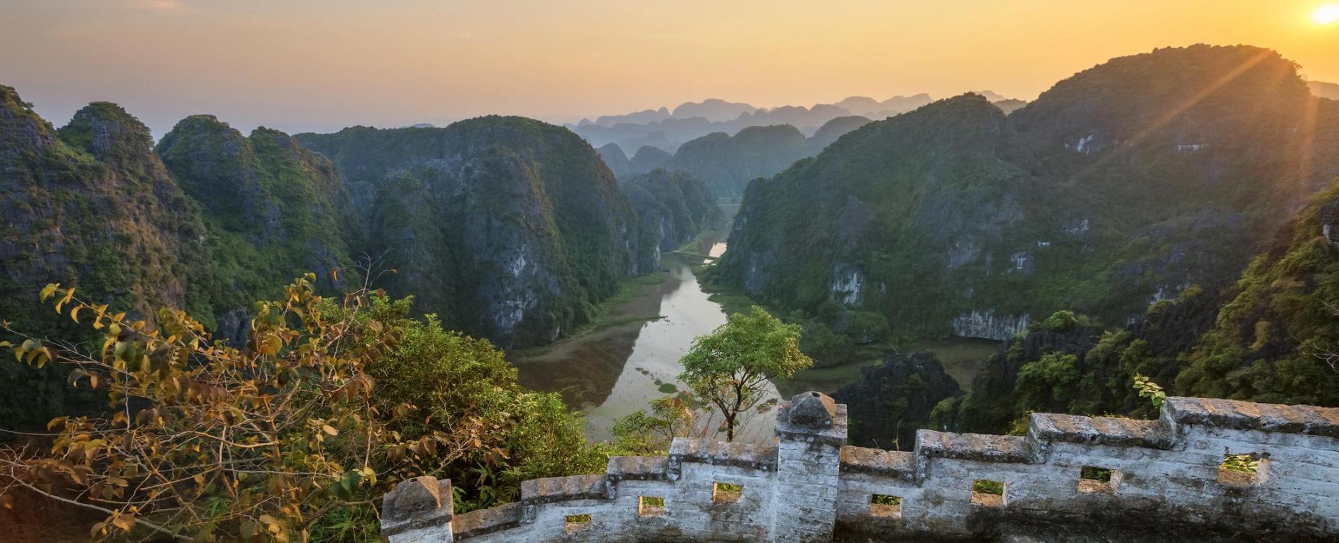 Voyage à pied : La haute route du nord vietnam