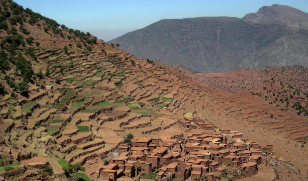 Image Hautes vallées du toubkal