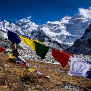 Sikkim, le trek du Kangchenjunga