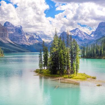 Traversée de l'Ouest canadien