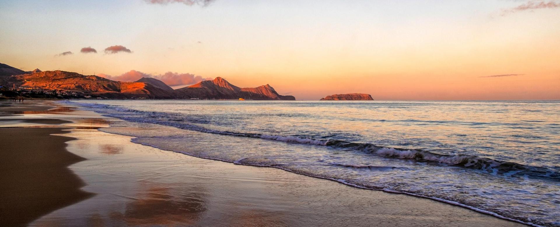 Voyage à pied : Les trésors de madère et de porto santo