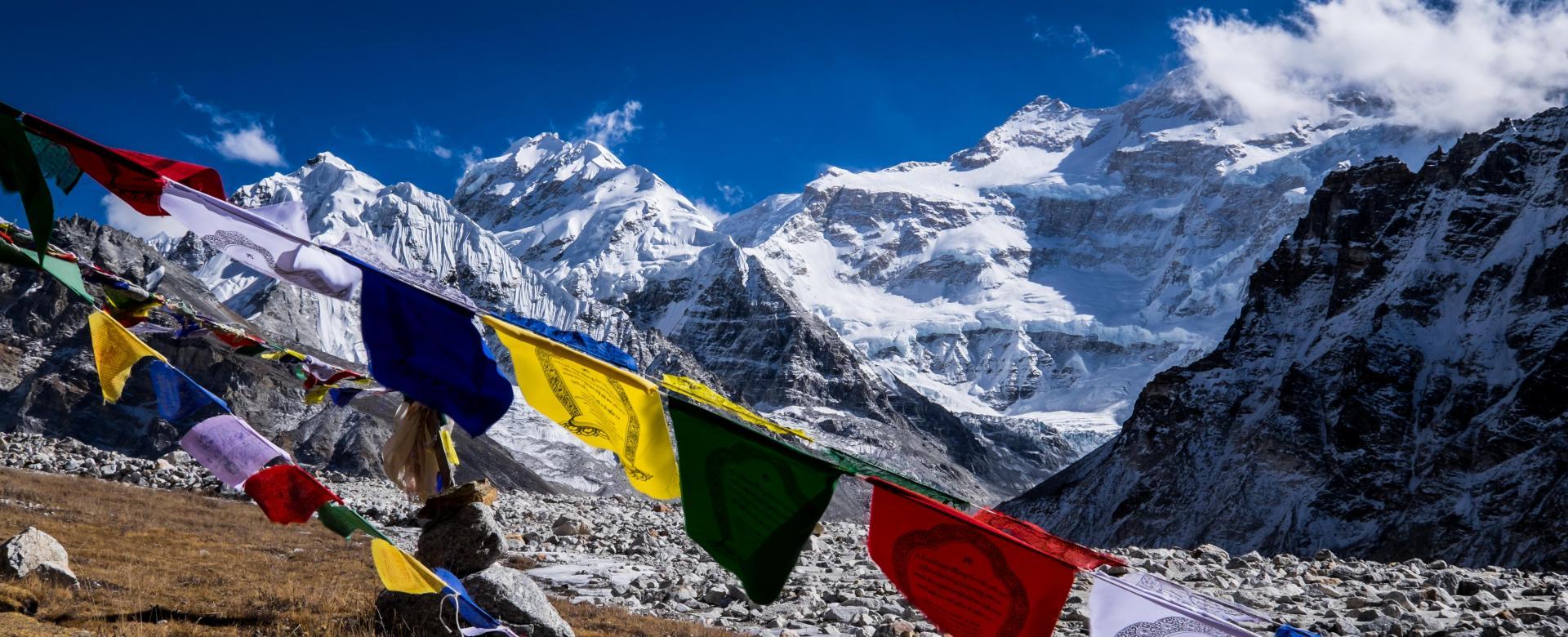 Voyage à pied Inde : Sikkim, le trek du kangchenjunga