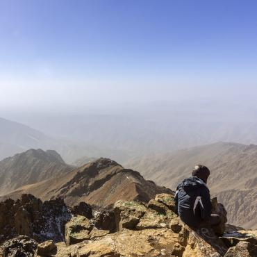 La grande traversée du Haut-Atlas