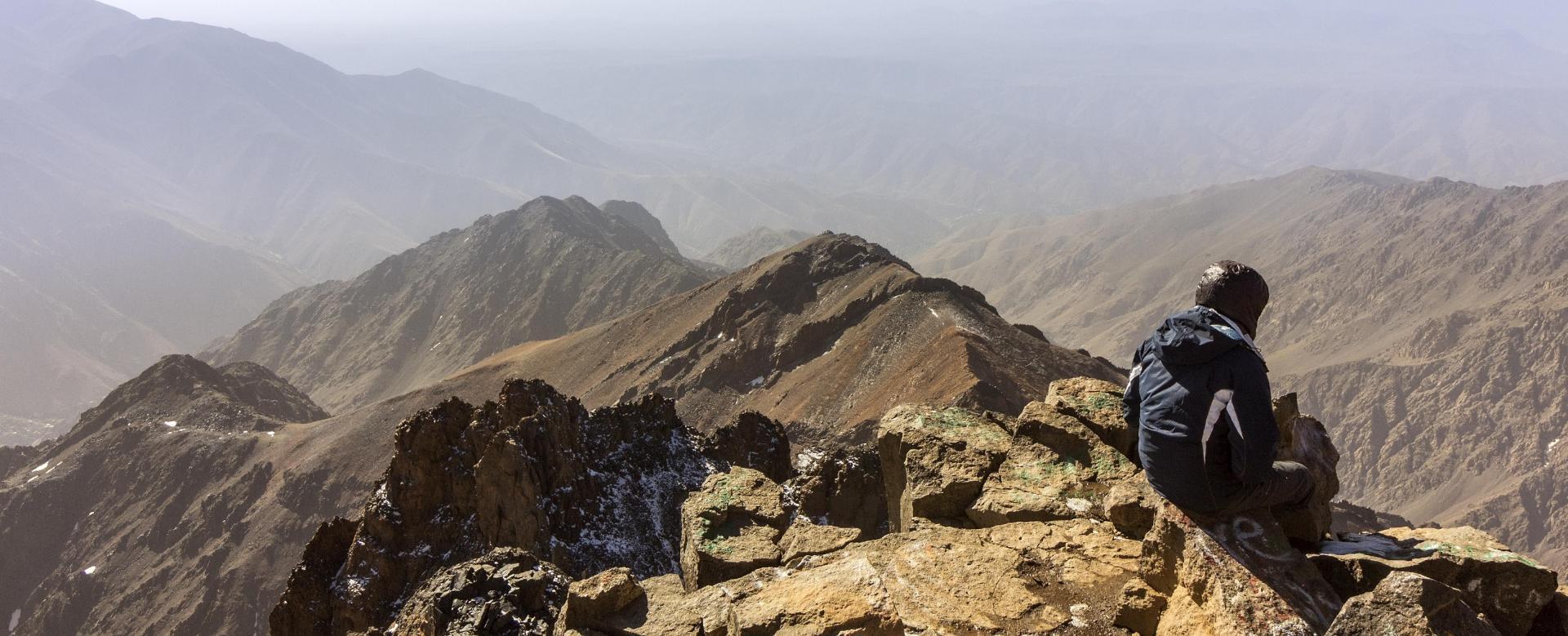 Voyage à pied Maroc : La grande traversée du haut-atlas