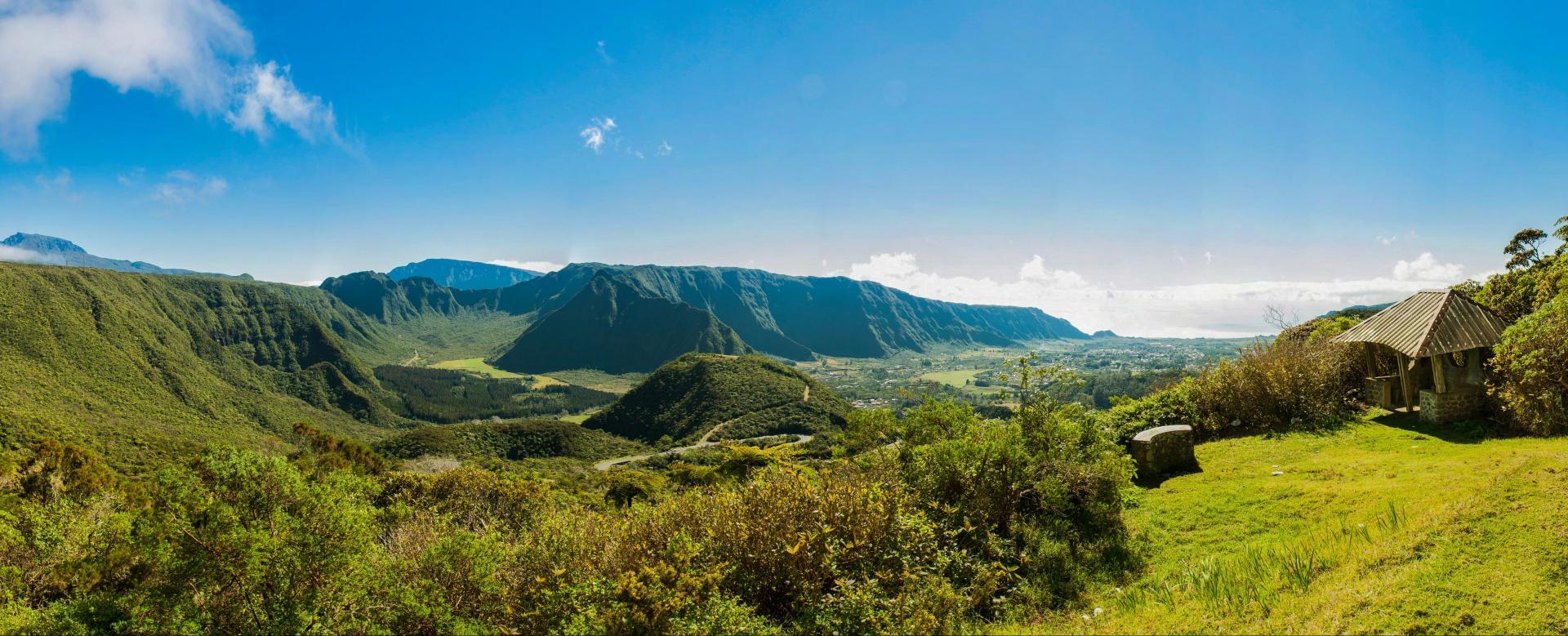 Voyage à pied : L'éden volcanique