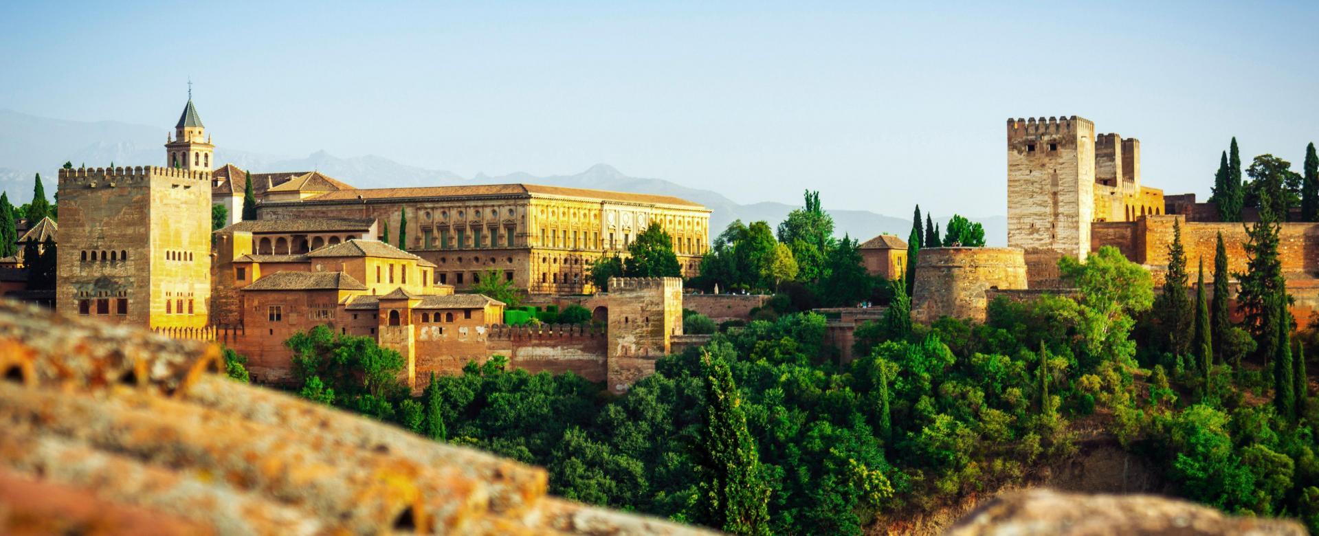 Voyage à pied Espagne : Villages et patrimoine d'andalousie