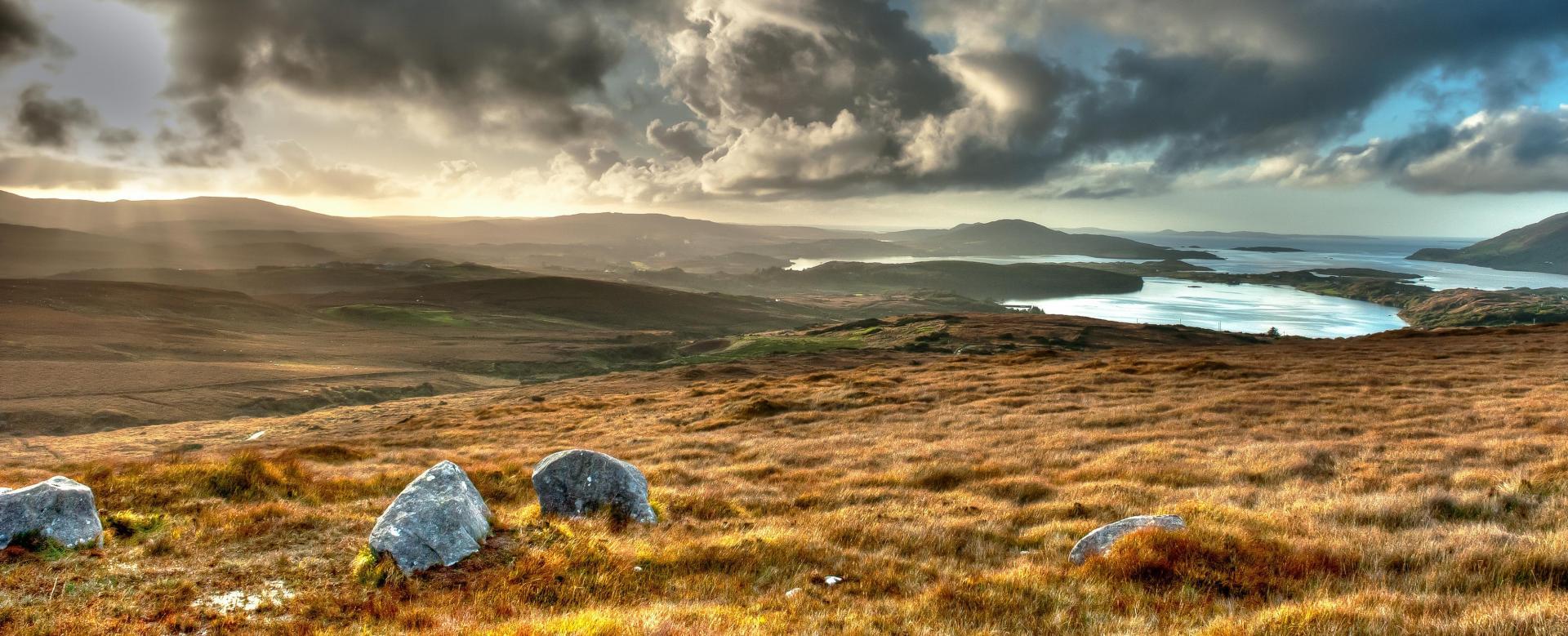 Voyage à pied Irlande : Le connemara en 8 jours