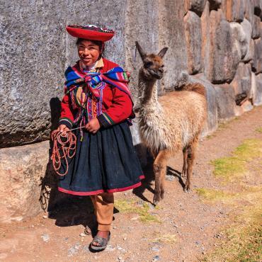 Du Machu Picchu à la cordillère Blanche