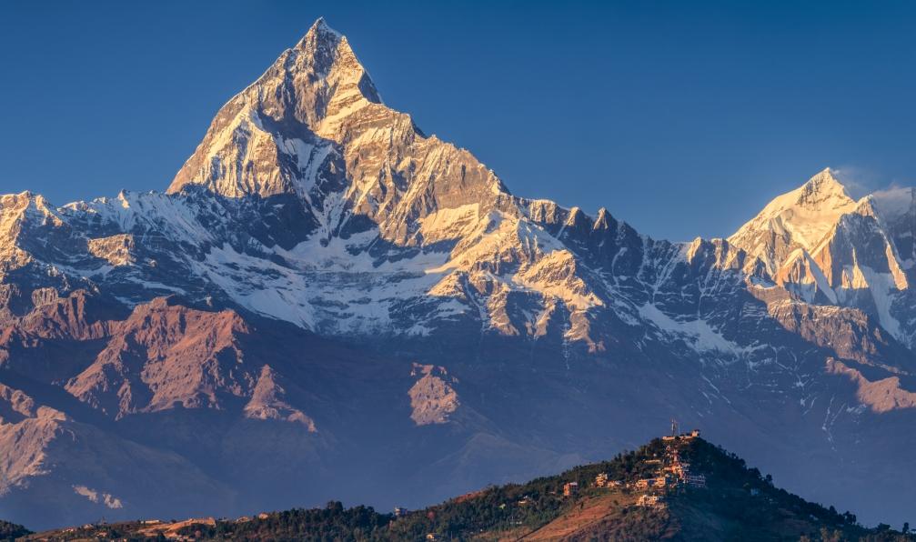 Image Découverte népalaise, entre montagne et jungle