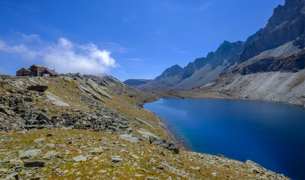 Image Objectif mont viso (3841 m)
