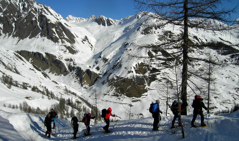 Image Val d'aoste, versants italiens du mont-blanc