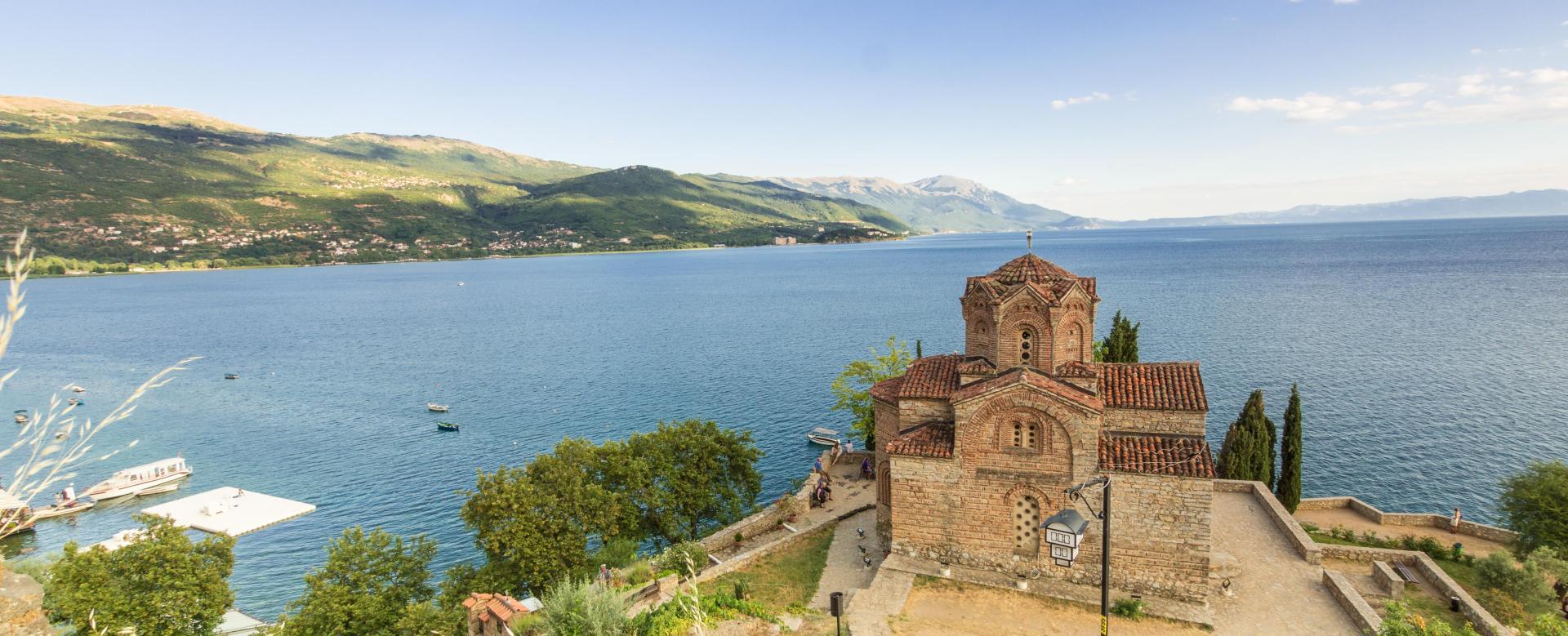 Voyage à pied Albanie : Des balkans occidentaux aux météores