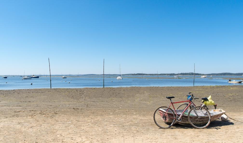 Image Le tour du bassin d'arcachon à vélo