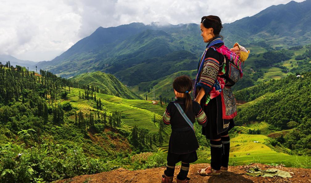 Image La haute route du nord vietnam