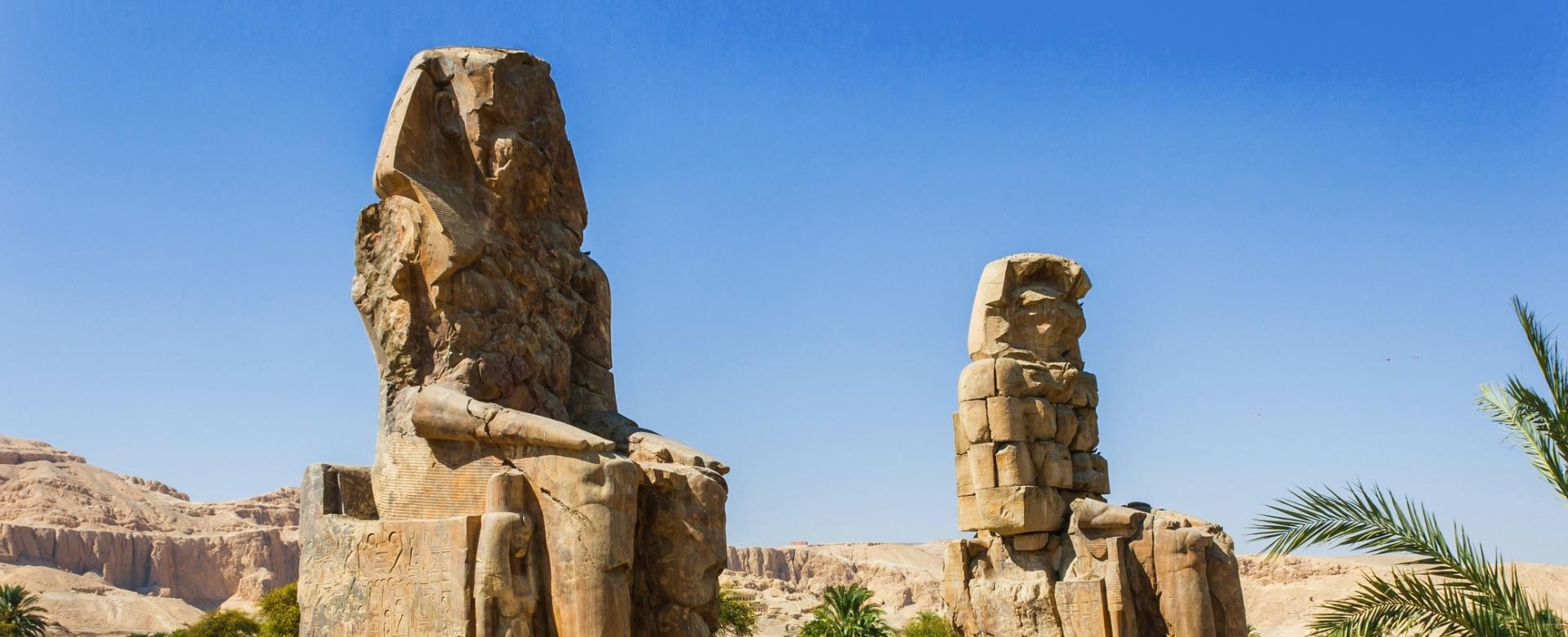 Voyage à pied : Felouque et pharaons du nil