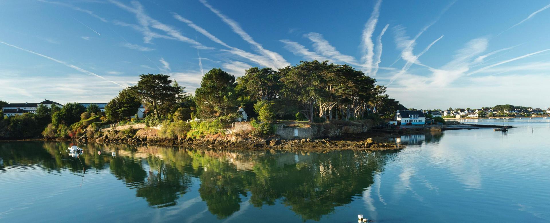 Voyage à pied : Le golfe du morbihan