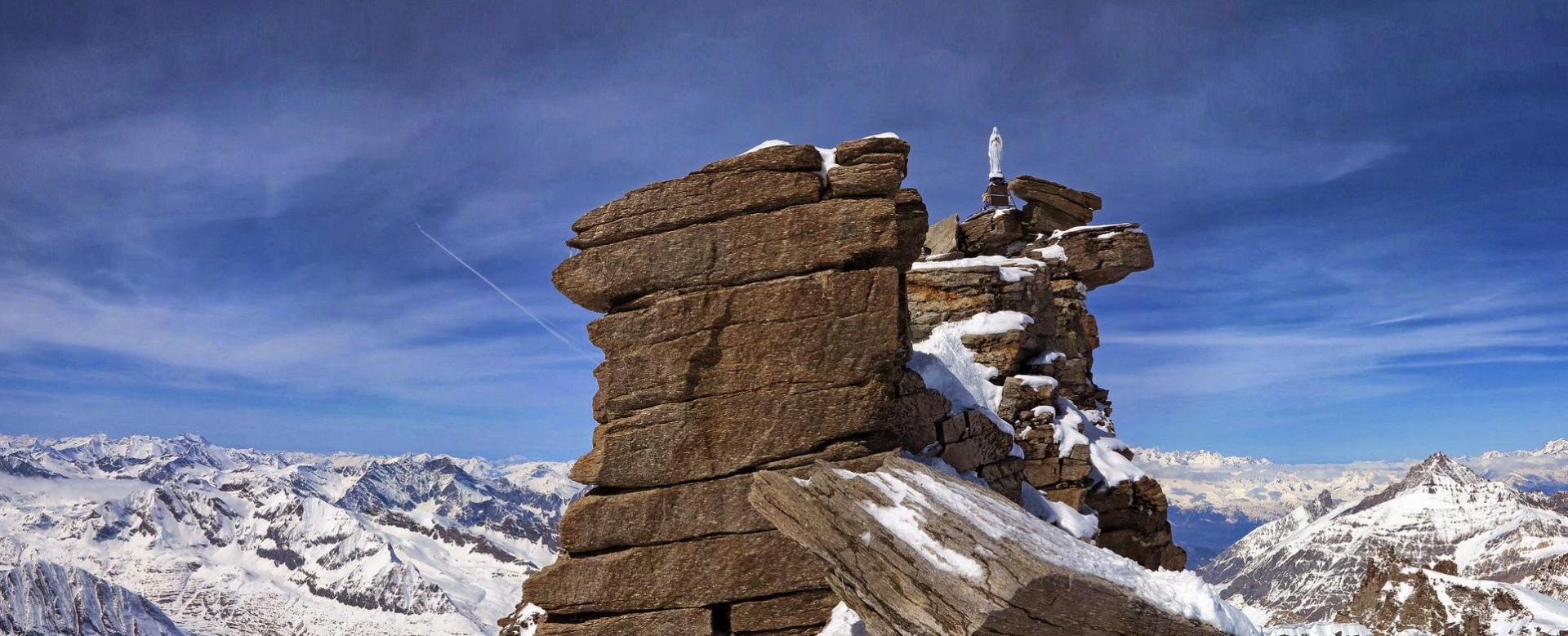 Voyage à pied : Objectif grand-paradis (4061 m)