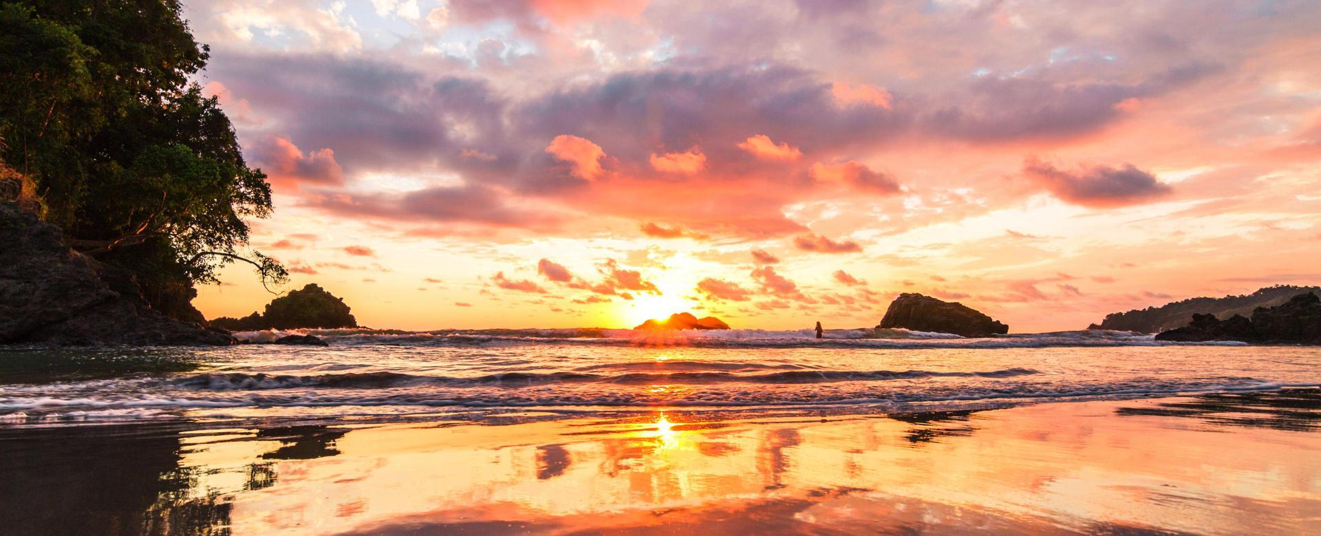 Voyage à pied : Costa Rica : Pura vida, l'éden tropical