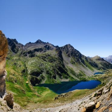 Les plus beaux lacs de l'Argentera