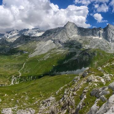 Panoramas de Vanoise