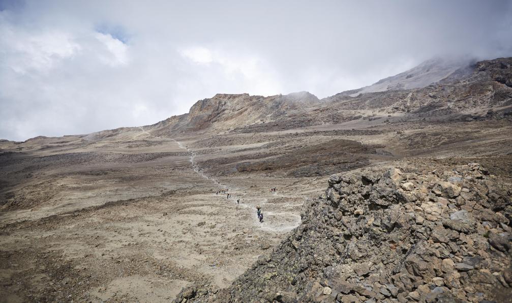 Image Du kilimandjaro aux plaines du serengeti