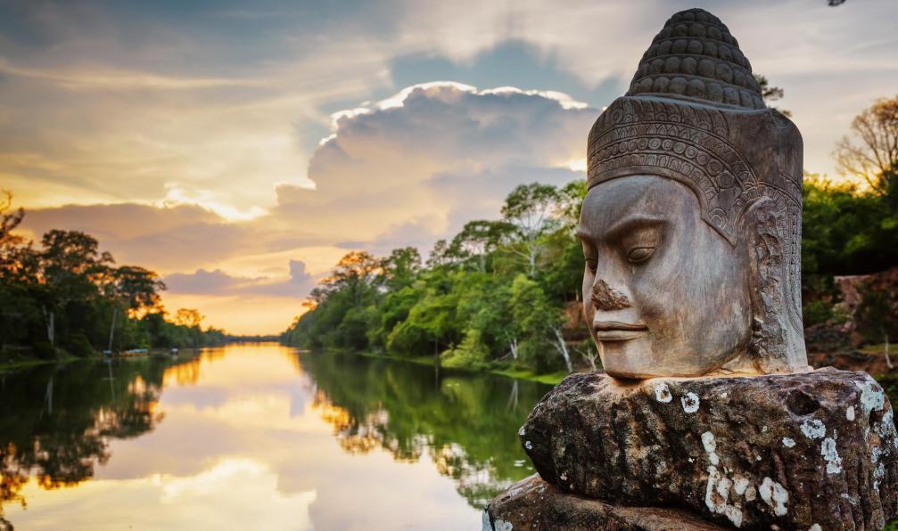 Image Les mystères d'angkor