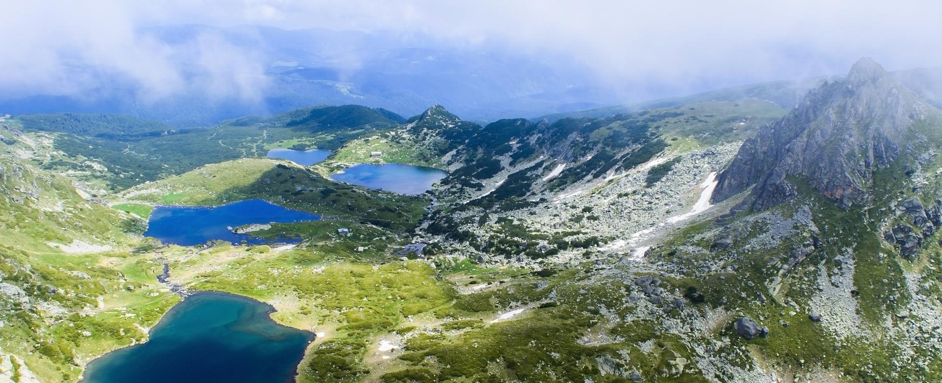 Voyage à pied : Traversée bulgare, de rila à pirin